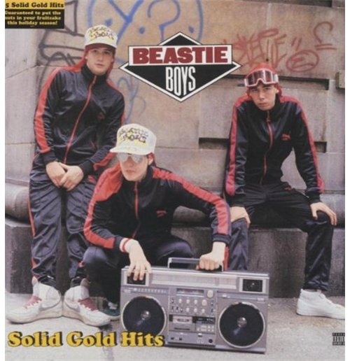 Vynil Beastie Boys - Solid Gold Hits (2 Lp)