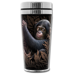 Monkey Business - Thermo Travel Mug - Flask 0.45L