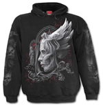 Dark Fusion - Hoody Black