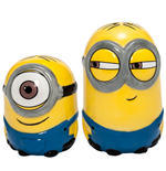 Despicable Me Salt and Pepper Pots Minions