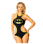 BATMAN High Neck Monokini