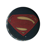 BATMAN V SUPERMAN Superman Logo Button