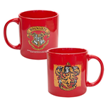 HARRY POTTER Gryffindor Red Mug
