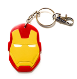 IRON MAN Bendable Keychain