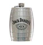 JACK DANIELS Barrel 6 OZ Flask