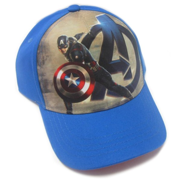Marvel Comics Hat Captain America (KIDS)