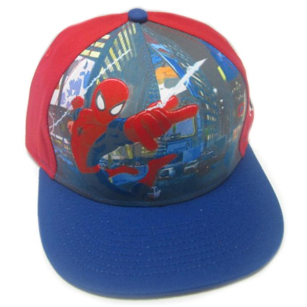 Marvel Ultimate Spiderman Hat Sublimation (KIDS)