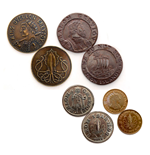 Game of Thrones Coin Set House Greyjoy