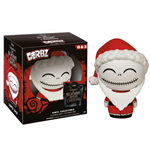Nightmare Before Christmas Vinyl Sugar Dorbz Vinyl Figure Santa Jack 8 cm