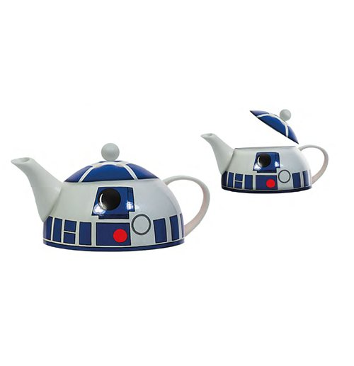 Star Wars Teapot R2 D2 15 Cm For Only At