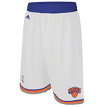 adidas New York Knicks New Swingman White Shorts