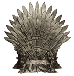 Game of Thrones POP! Television Vinyl Figure Iron Throne NYCC Exclusive 14 cm