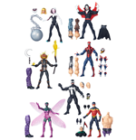 Marvel Legends Series Action Figures 15 cm Spider-Man 2016 Wave 1 Assortment (8)