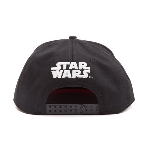 8a12ed19d5434 ... STAR WARS Adult Male Enlist Now! The Galactic Empire Stormtrooper Logo  Snapback Baseball Cap