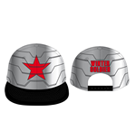 Captain America Civil War Adjustable Cap Winter Soldier