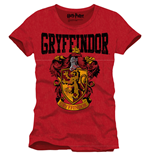 Harry Potter T-Shirt Gryffindor Crest