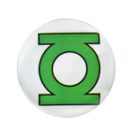 GREEN LANTERN Logo Button