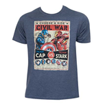 CAPTAIN AMERICA Culmination Shirt