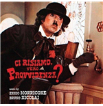 Vynil Ennio Morricone - Ci Risiamo, Vero Provvidenza? (Ltd. Edition Transparent Orange Vinyl 180gr.)
