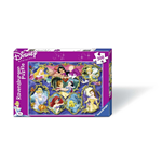 Princess Disney Puzzles 199016