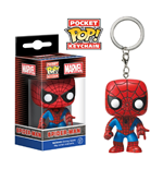 Marvel - Pocket Pop - Spider-man Keychain