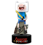 Adventure Time Body Knocker Bobble-Figure Finn 15 cm