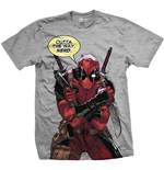 Deadpool T-Shirt Nerd