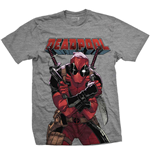 Deadpool T-Shirt Big Print