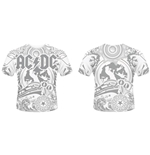 AC/DC T-shirt Black Ice