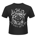 All Time Low T-shirt Shatter