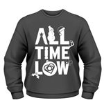 All Time Low Sweatshirt Christmas Logo