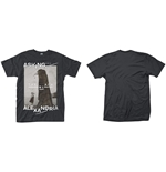 Asking Alexandria T-shirt The Black Original Art