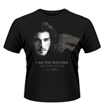 Game Of Thrones T-shirt Watcher On The Walls
