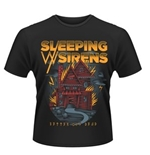 Sleeping With Sirens T-shirt Better Off Dead 2