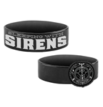Sleeping With Sirens Wrist Band Madness