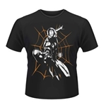 Marvel Ultimate Spiderman T-shirt Shooting