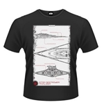 Star Wars The Force Awakens T-shirt Star Destroyer Manual