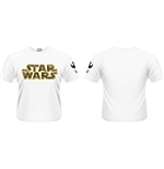 Star Wars The Force Awakens T-shirt Hyperspace Logo