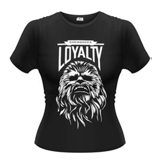 Star Wars The Force Awakens T-shirt Chewbacca Loyalty