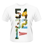 Thunderbirds T-shirt 54321