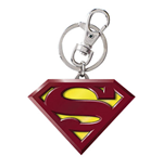 SUPERMAN Logo Metal Color Keychain