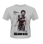 Walking DEAD, The T-shirt Target Male Walker