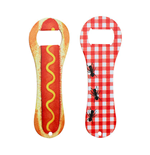 Hot Dog Bottle Opener