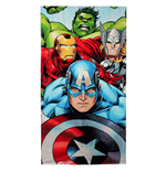 Avengers Towel Group 140 x 70 cm