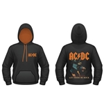 AC/DC Sweatshirt Let There Be Rock