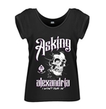 Asking Alexandria T-shirt I WON'T Give In