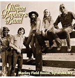 Vynil Allman Brothers Band - Manley Field House  Syracuse  Ny