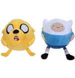 Adventure Time Rounded Plush Toy 13 cm (Assortment)