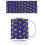 DC Originals Mug Superman Logo Pattern