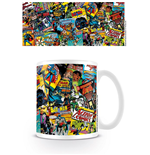 DC Originals Mug Comic Covers